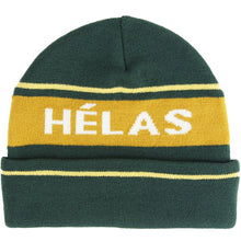 Load image into Gallery viewer, Hélas beanie green/orange