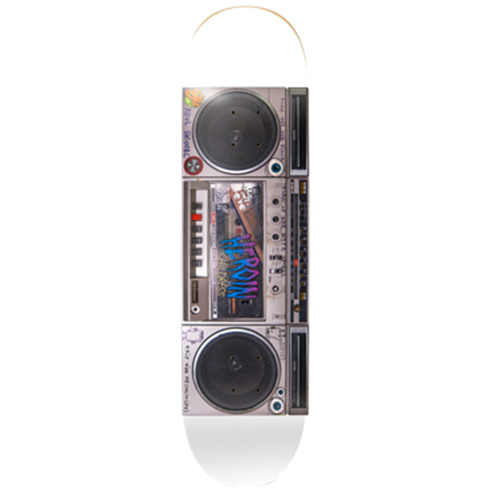 Heroin Childress Boom Box deck 8.5