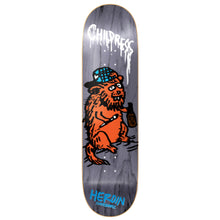 Load image into Gallery viewer, Heroin Childress SKGBRDS deck 8.5""