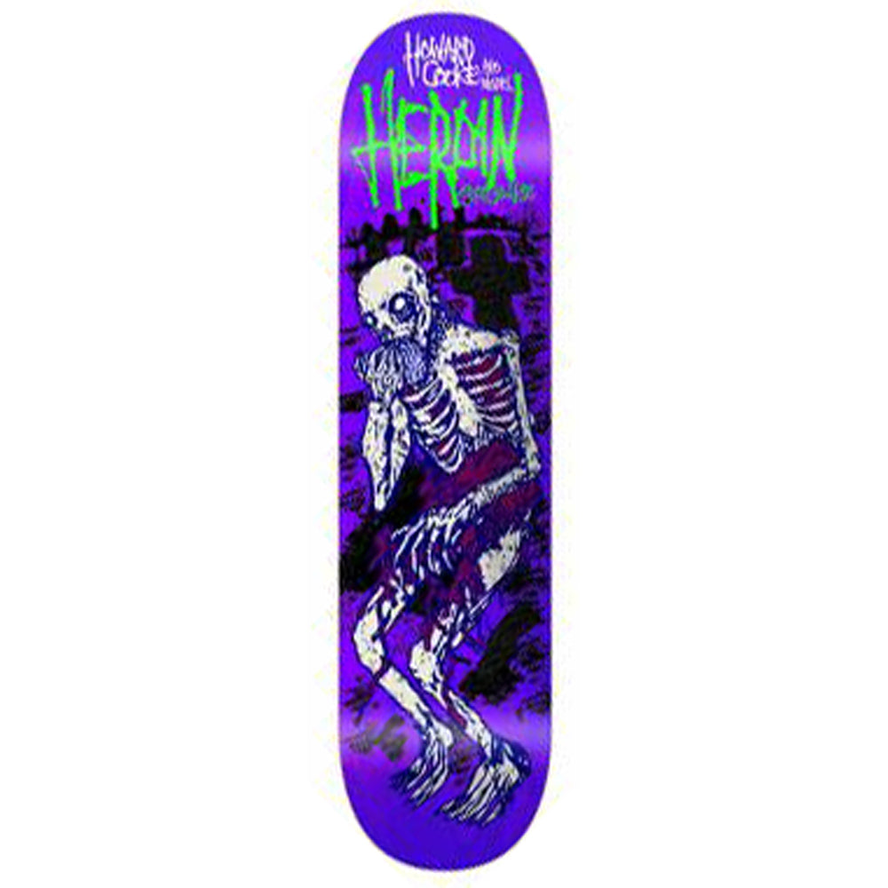 Heroin Cooke Brain Eaters deck