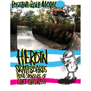 Heroin Childress bird can deck