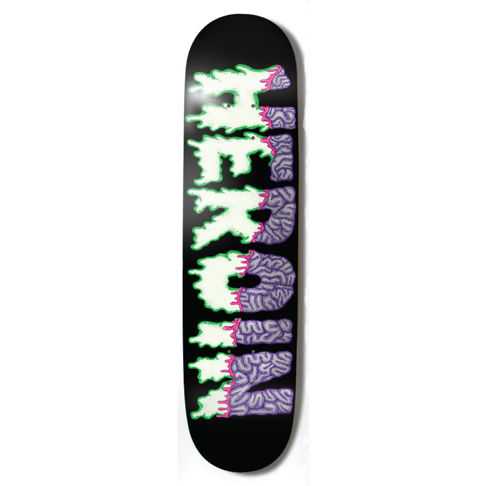 Heroin Slime Brains black deck