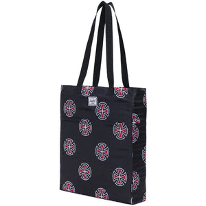 Herschel x Independent Packable Tote black/multi-cross