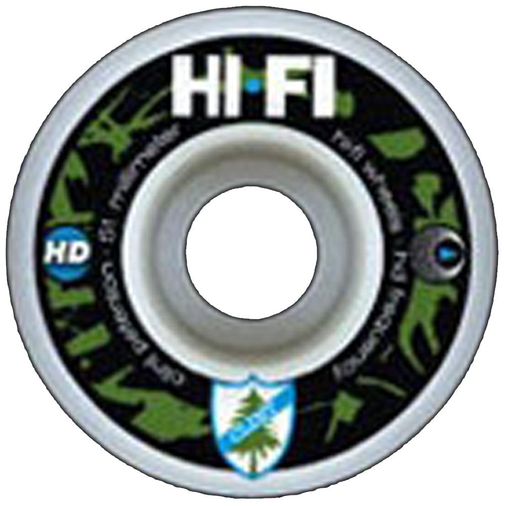 Hi-Fi Peterson High Def 51mm wheels