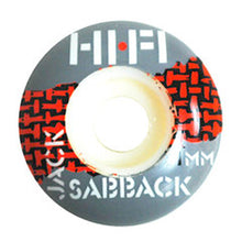 Load image into Gallery viewer, Hi-Fi Sabback Pro 51mm wheels