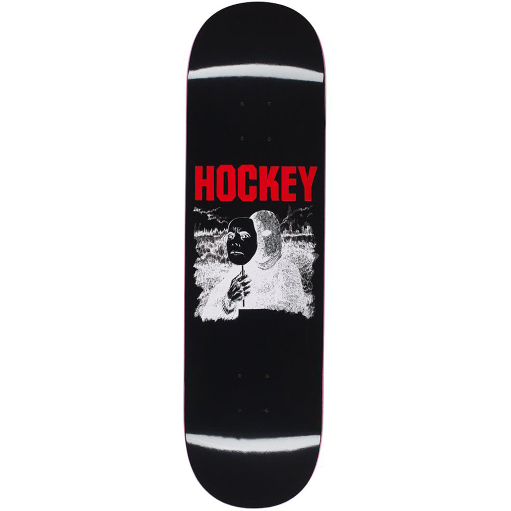 Hockey Blend In Black deck 8.5