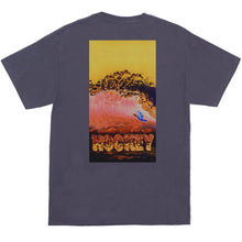 Load image into Gallery viewer, Hockey Silver Surfer Tee charcoal