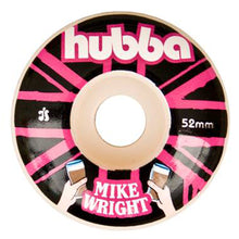 Load image into Gallery viewer, Hubba Mike Wright 52mm wheels