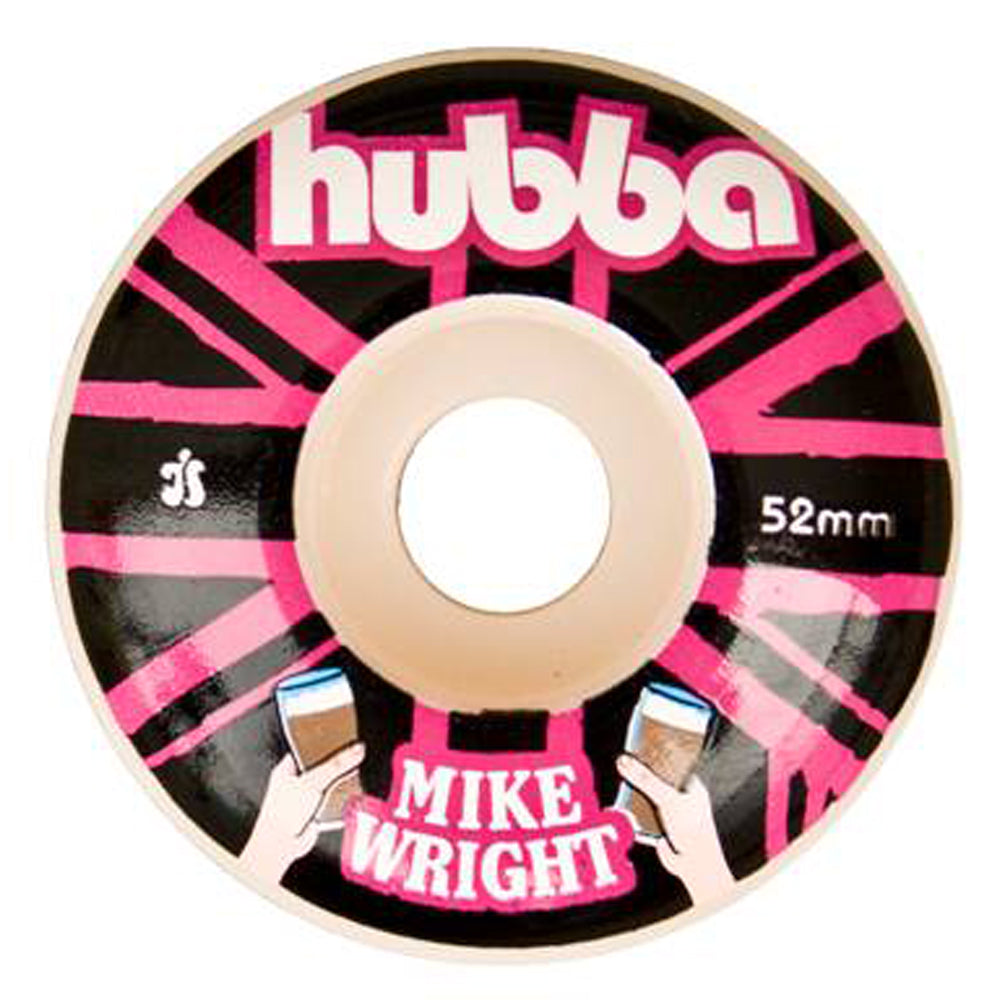 Hubba Mike Wright 52mm wheels