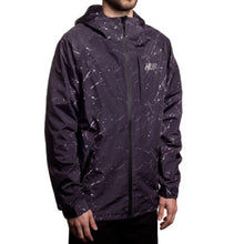 Load image into Gallery viewer, HUF 10k black marble tech jacket