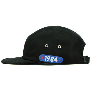HUF 1984 Volley black cap