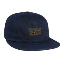 Load image into Gallery viewer, HUF Expedition navy 6 panel cap