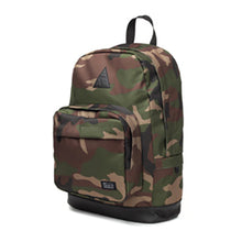 Load image into Gallery viewer, Huf FA14 woodland camo backpack