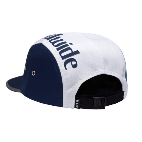 HUF Full Flavour volley navy 5 panel cap