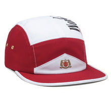 Load image into Gallery viewer, HUF Full Flavour volley red 5 panel cap