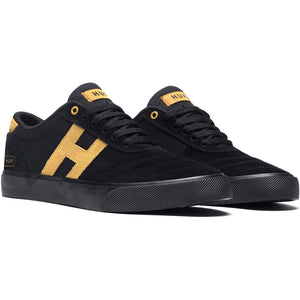 HUF Galaxy black/yellow