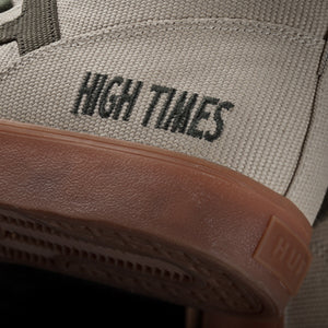 HUF x High Times Hupper hemp natural/moss