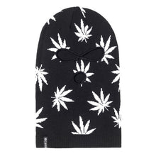 Load image into Gallery viewer, HUF Plantlife Ski Mask black beanie