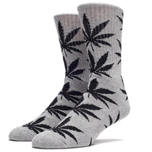 Load image into Gallery viewer, HUF Plantlife grey heather socks