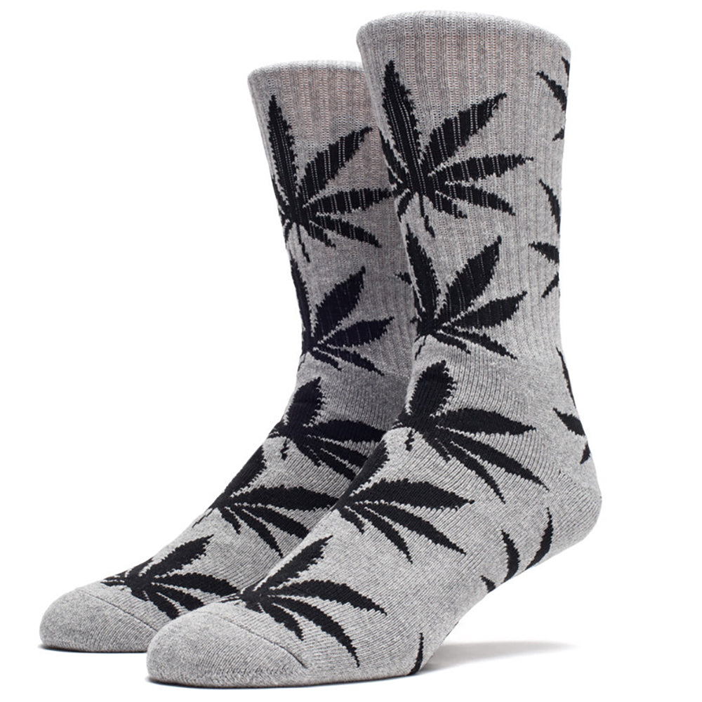 HUF Plantlife grey heather socks