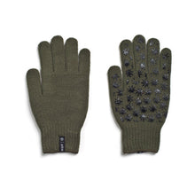 Load image into Gallery viewer, HUF Plantlife olive gloves
