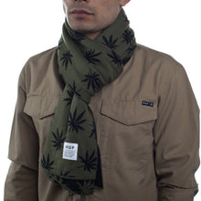 Load image into Gallery viewer, HUF Plantlife olive scarf
