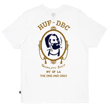 Load image into Gallery viewer, HUF Roller white T shirt