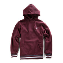 Load image into Gallery viewer, HUF Champion Script burgundy hood
