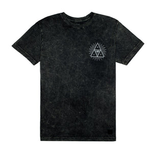 HUF Third Eye Triangle / Style 2 black T shirt