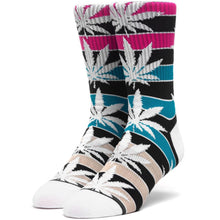 Load image into Gallery viewer, HUF Variant Plantlife socks fuchsia