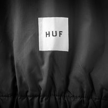 Load image into Gallery viewer, HUF x Thrasher Classic H black coach jacket