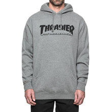 Load image into Gallery viewer, HUF x Thrasher Classic H heather grey hood