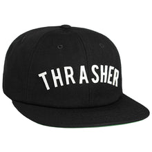 Load image into Gallery viewer, HUF x Thrasher Vintage Baseball black cap