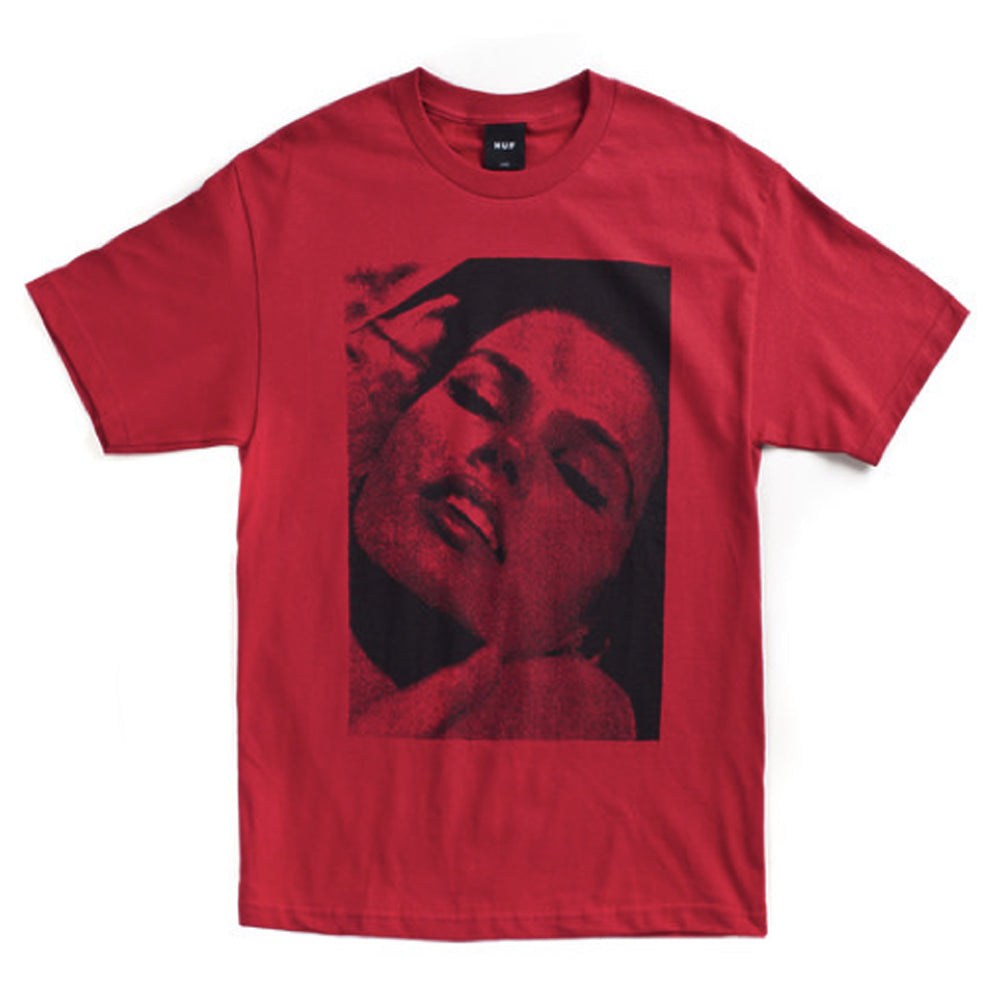 Huf GFE red T shirt