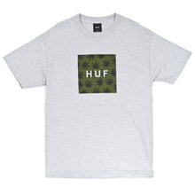 Load image into Gallery viewer, Huf Plantlife athletic heather T shirt