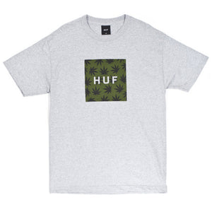Huf Plantlife athletic heather T shirt