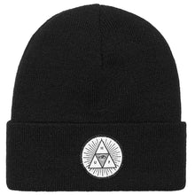 Load image into Gallery viewer, HUF Triple Eye black beanie hat