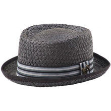 Load image into Gallery viewer, Independent Barr black trilby