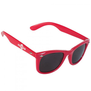 Independent Getxo red sunglasses