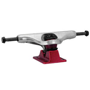 Independent Forged 129 Stage 10 maroon foil trucks