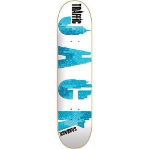 Traffic Sabback Skyrise deck 7.75""