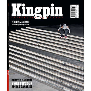 Kingpin magazine May 2010 issue 77 with Sweet DVD