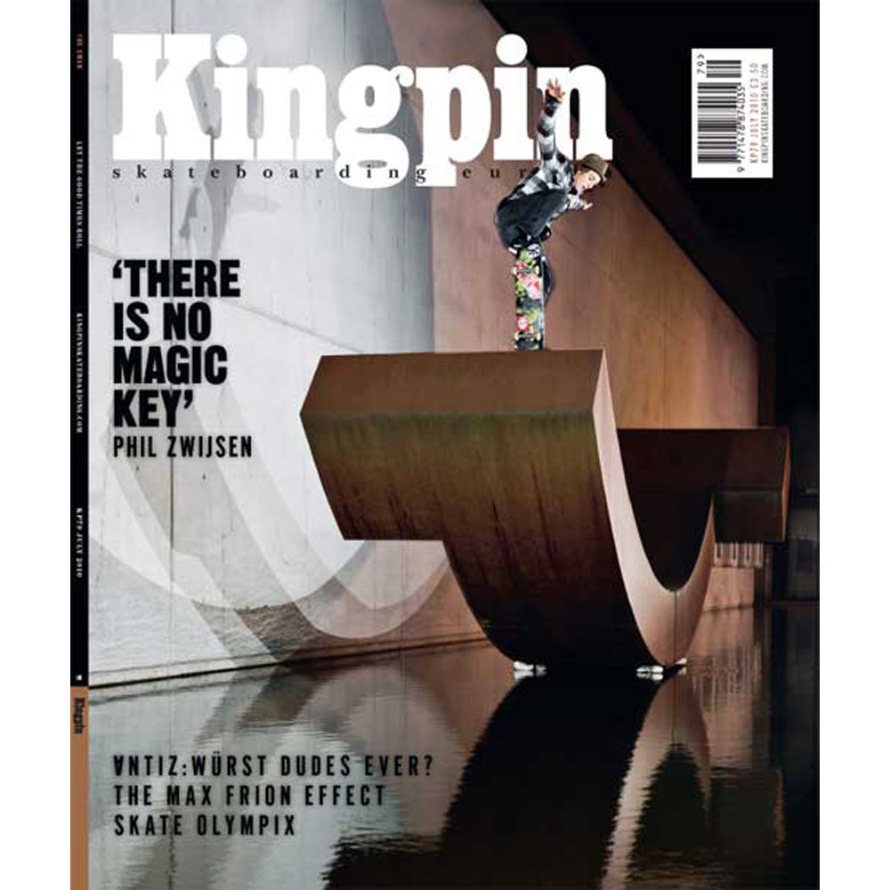 Kingpin magazine July 2010 issue 79