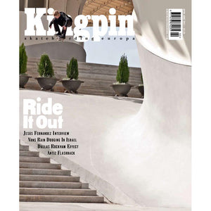 Kingpin magazine June 2011 issue 90