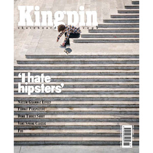 Kingpin magazine July 2011 issue 91