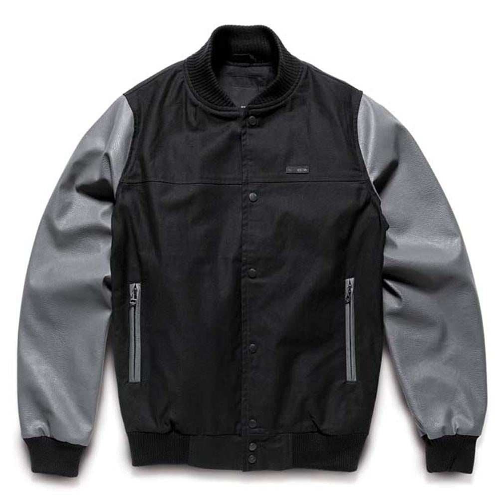 KR3W Wilcox black jacket