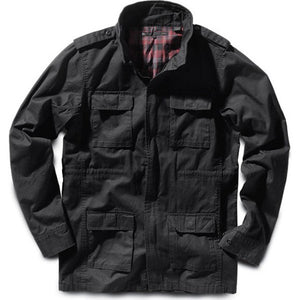 KR3W Legion black jacket