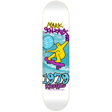 Load image into Gallery viewer, Krooked Gonzales Gonz 1979 deck