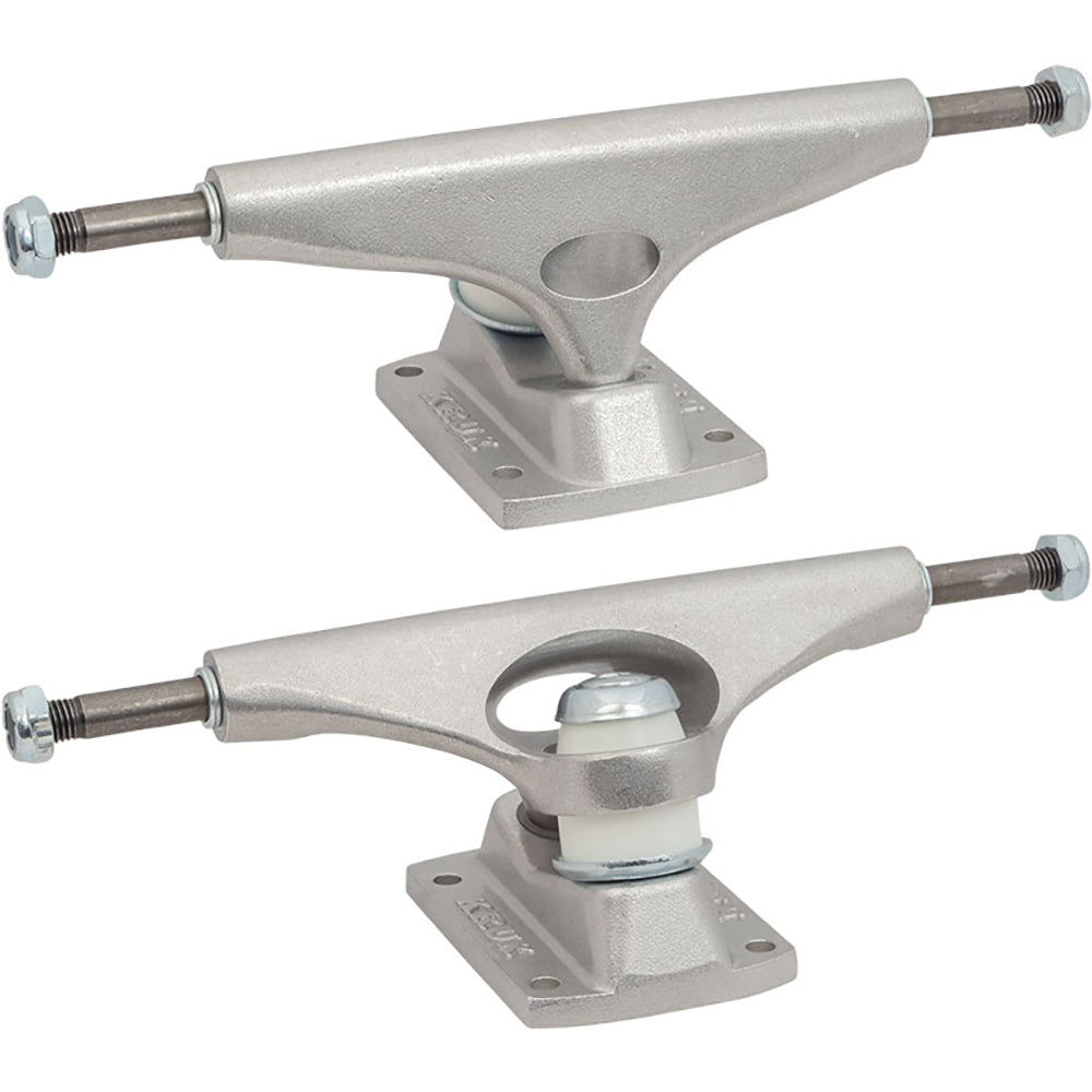Krux Hollow DLK silver trucks 8.5