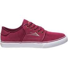 Load image into Gallery viewer, Lakai Carlo burgundy suede